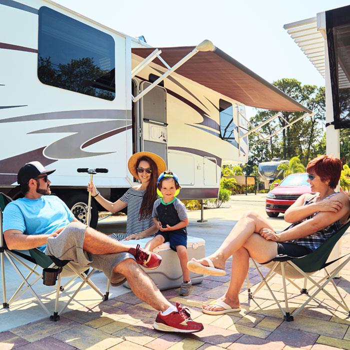 Texas RV Facilities