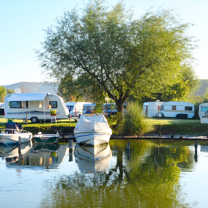 Texas Luxury RV Parks – What To Expect